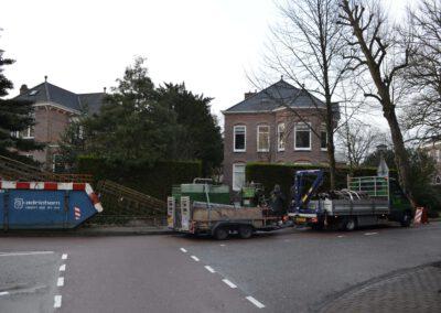 Renovatie + aanbouw Overveen