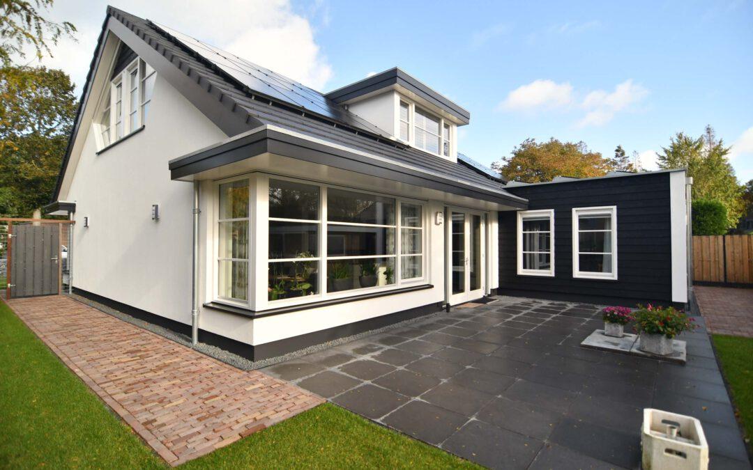 Nieuwbouw huis Heemskerk